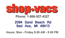 Shop-Vac Contact Us