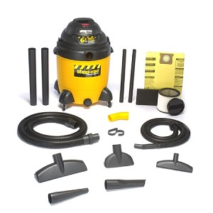 Shop-Vac Industrial Ultra Pump 22 Gallon Wet/Dry Vacuum - 6.5 Peak HP