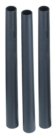 "Shop Vac Plastic 40"" Extension Wands - 3 Piece"