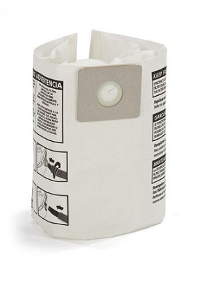 Shop Vac 4 Gallon All Around Type LL EZ Filter Bag 90660 - 3 Pack