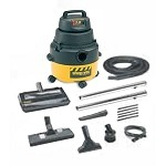 Shop-Vac Commercial Professional 6 Gallon Canister Wet/Dry Vacuum - 2.0 Peak HP
