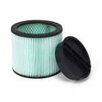 Shop Vac Antimicrobial Hypoallergenic Cartridge Filter