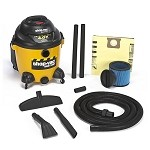 Shop-Vac Right Stuff 10 Gallon Wet/Dry Vacuum - 4.0 Peak HP