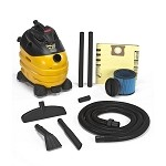 Shop-Vac Right Stuff 10 Gallon Wet/Dry Vacuum w/ Dolly - 6.5 Peak HP