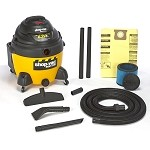 Shop-Vac Right Stuff 16 Gallon Wet/Dry Vacuum - 6.25 Peak HP