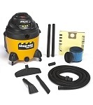 Shop-Vac Right Stuff 18 Gallon Wet/Dry Vacuum - 6.5 Peak HP