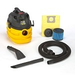 Shop-Vac Right Stuff 5 Gallon Portable Wet/Dry Vacuum - 5.5 Peak HP