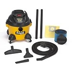 Shop-Vac Right Stuff 6 Gallon Wet/Dry Vacuum - 3.0 Peak HP
