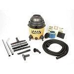 Shop-Vac Industrial Multi-Purpose 12 Gallon Wet/Dry Vacuum - 2.5 Peak HP Two Stage Motor