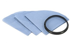 Shop Vac Reusable Dry Filter - 3 pack