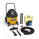 Shop-Vac Right Stuff 18 Gallon Wet/Dry Vacuum w/ Cart - 6.5 Peak HP