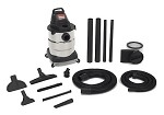 Shop-Vac Industrial Economy 6 Gallon Wet/Dry Vacuum - 4.5 Peak HP